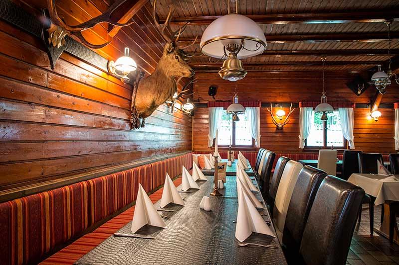 Restaurant Jagdhof Gera